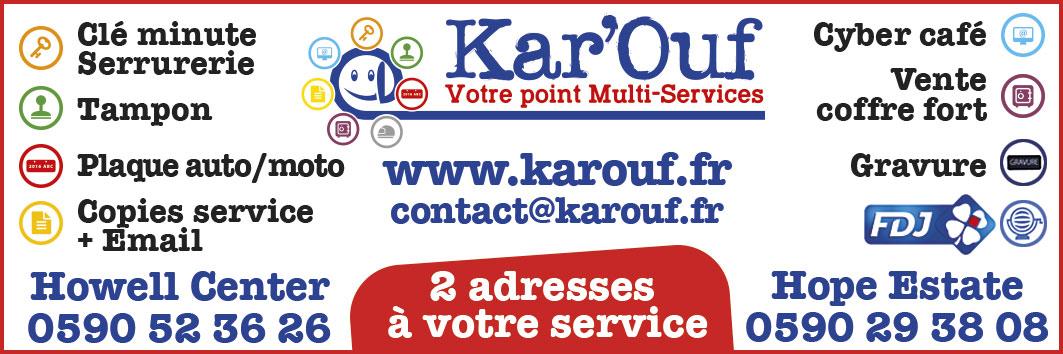 Annuaire Téléphonique St Martin - Kar'ouf