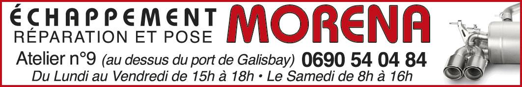 Annuaire Téléphonique St Martin - Morena Echappement