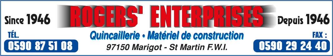 Annuaire Téléphonique St Martin - Rogers' Entreprises