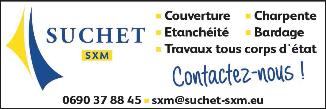 Annuaire Téléphonique St Martin - Suchet SXM