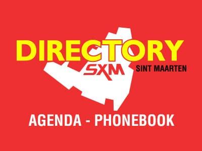 St Maarten Telephone Directory
