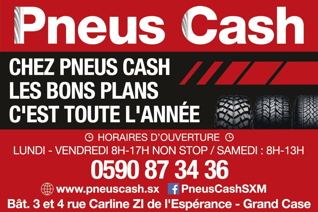 Annuaire Téléphonique St Martin - Pneus Cash