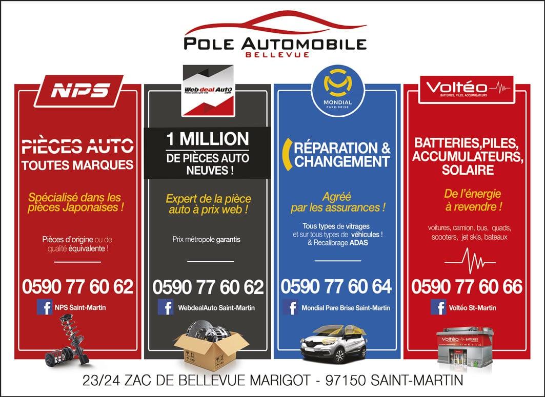 Annuaire Téléphonique St Martin - VOLTEO